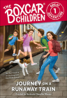 Journey on a Runaway Train (Boxcar Children Great Adventure #1) Cover Image