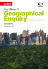 Geography Key Stage 3 - Collins Geographical Enquiry: Teacher's Book 1 Cover Image