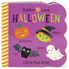 Babies Love Halloween Cover Image