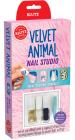 Velvet Animal Nails Cover Image