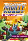 Ricky Ricotta's Mighty Robot vs. the Uranium Unicorns from Uranus (Ricky Ricotta's Mighty Robot #7) Cover Image
