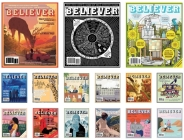 The Believer, 138: December/January 2022 Cover Image