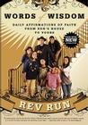 Words of Wisdom: Daily Affirmations of Faith from Run's House to Yours Cover Image