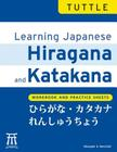 Learning Japanese Hiragana and Katakana: Workbook and Practice Sheets Cover Image