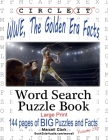 Circle It, WWE, The Golden Era Facts, Word Search, Puzzle Book Cover Image