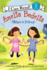 Amelia Bedelia Makes a Friend (I Can Read Young Amelia Bedelia - Level 1) Cover Image