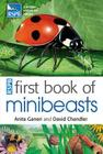 Rspb First Book of Minibeasts Cover Image