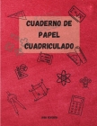 Cuaderno de Papel Cuadriculado Cover Image