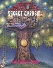 Secret Garden Coloring Book: Secret Garden, Featuring Magical Garden Scenes and An Adult Coloring Book Adorable Hidden Homes Cover Image