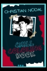 Christian Nodal Chill Coloring Book: A Calm and Relaxed, Chill Out Adult Coloring Book Cover Image