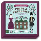Pride & Prejudice: A Babylit(r) Counting Primer Board Book and Playset Cover Image