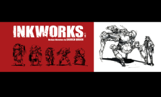 Inkworks: Darren Quach Sketchbook Vol. 01 Cover Image