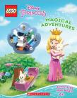 Magical Adventures (LEGO Disney Princess: Activity Book with Minibuild) Cover Image