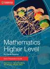 Mathematics Higher Level for the Ib Diploma Exam Preparation Guide Cover Image
