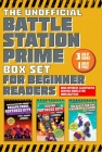 The Unofficial Battle Station Prime Box Set for Reluctant Readers: High-Interest, Illustrated Graphic Novels for Minecrafters Cover Image