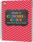 Common Core Assessment Record Book, Grade 4 Cover Image
