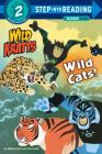 Wild Cats! (Wild Kratts) (Step into Reading) Cover Image