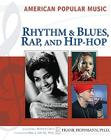 Rhythm and Blues, Rap, and Hip-Hop Cover Image