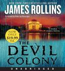 The Devil Colony Low Price CD: A Sigma Force Novel (Sigma Force Novels #6) Cover Image