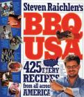 BBQ USA: 425 Fiery Recipes from All Across America Cover Image