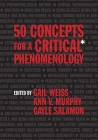 50 Concepts for a Critical Phenomenology Cover Image