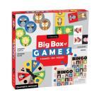 Geometric Animals Big Box of Games Cover Image
