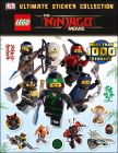 Ultimate Sticker Collection: THE LEGO® NINJAGO® MOVIE Cover Image