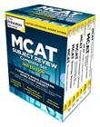 Princeton Review MCAT Subject Review Complete Box Set, 2nd Edition: 7 Complete Books + Access to 3 Full-Length Practice Tests (Graduate School Test Preparation) Cover Image
