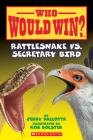 Rattlesnake vs. Secretary Bird (Who Would Win?) Cover Image