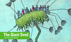 The Giant Seed (Stories Without Words) Cover Image