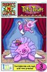 Phonic Comics: Tutu Twins - Level 2 (Phonics Comics: Level 2 #20) Cover Image
