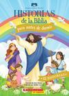 Historias de la Biblia para antes de dormir Cover Image