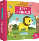 My First Interactive Board Book: Baby Animals Cover Image