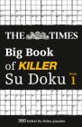 The Times Big Book of Killer Su Doku: Book 1 Cover Image