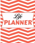 Life Planner: The Best Life Planner For 2021 Year For Men And Women. Ideal Planner 2021 For Women And Daily Planner 2021-2022 For Al Cover Image