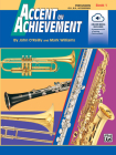 Accent on Achievement, Bk 1: Percussion---Snare Drum, Bass Drum & Accessories, Book & CD Cover Image
