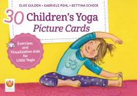 30 Children's Yoga Picture Cards Cover Image