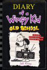 Old School (Diary of a Wimpy Kid) Cover Image