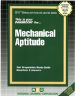 MECHANICAL APTITUDE: Passbooks Study Guide (General Aptitude and Abilities Series) Cover Image