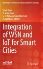 Integration of Wsn and Iot for Smart Cities (Eai/Springer Innovations in Communication and Computing) Cover Image