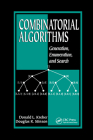 Combinatorial Algorithms: Generation, Enumeration, and Search Cover Image