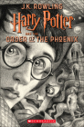Harry Potter and the Order of the Phoenix (Brian Selznick Cover Edition) Cover Image