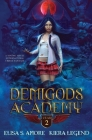 Demigods Academy - Year Two: (Young Adult Supernatural Urban Fantasy) Cover Image
