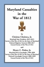 Maryland Casualties in the War of 1812 Cover Image