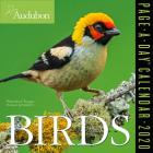 Audubon Birds Page-A-Day Calendar 2020 Cover Image