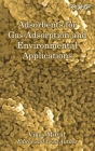 Adsorbents for Gas Adsorption and Environmental Applications Cover Image