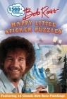 Bob Ross Happy Little Sticker Puzzles (Sticker Art Puzzles) Cover Image