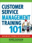 Customer Service Management Training 101 Cover Image