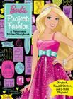 Barbie Fabulous Fashion: Panorama Sticker Storybook Cover Image