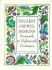 English Crewel Designs Cover Image